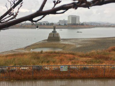 雨の龍神社