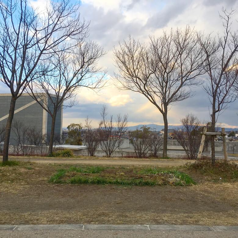 2017年2月2日(木曜日)の狭山池