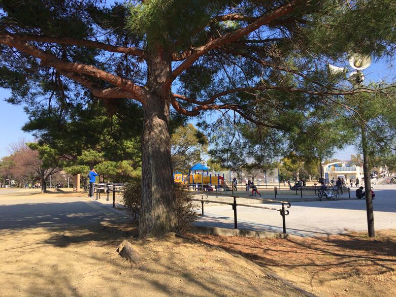 狭山池さやか公園