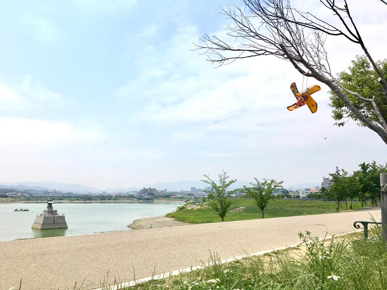 風車、クルクル~♪だポ~ン☆