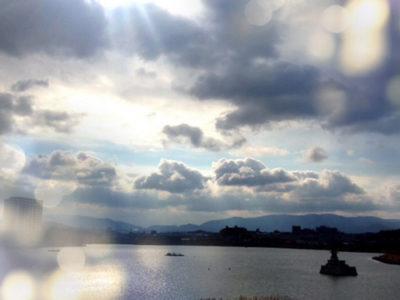 狭山池の光と陰