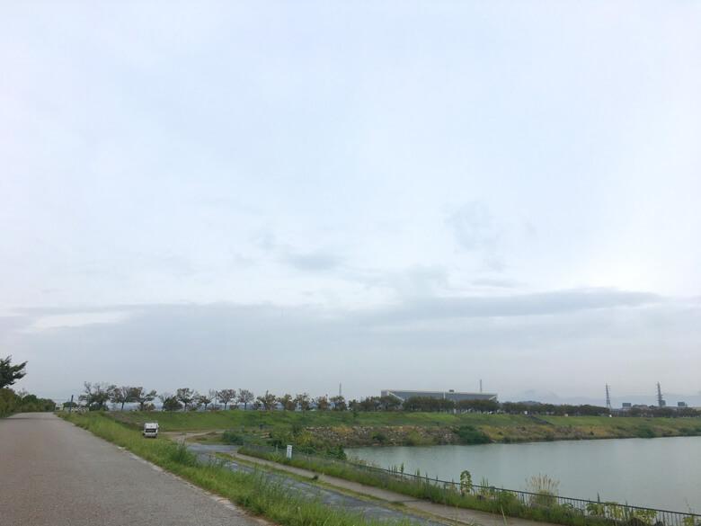 車がポン☆雨の中、作業ありがとポン(^ω^)