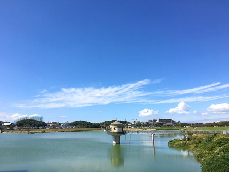 空、青いポン☆暑いポン~☆