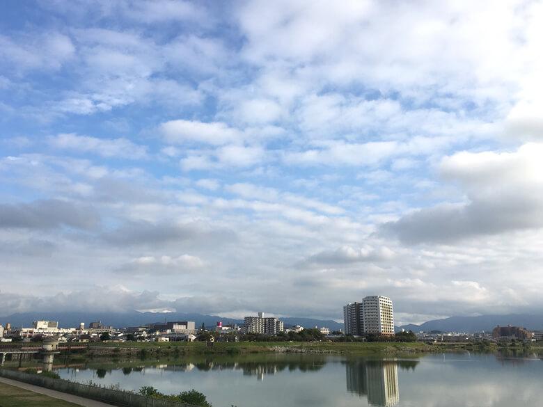 雲もくもく〜♪だポン(*^ω^*)