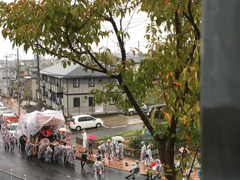 ♪秋祭り〜♪だポン☆(*゚▽゚*)☆