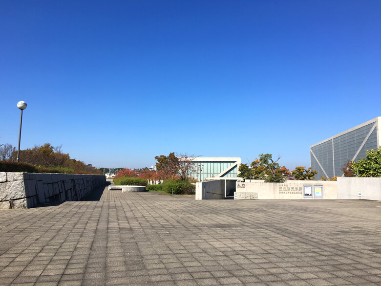 狭山池博物館だポン