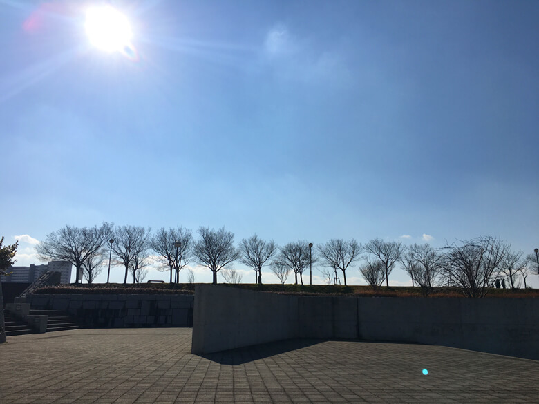 太陽ピカーン☆だポン♪