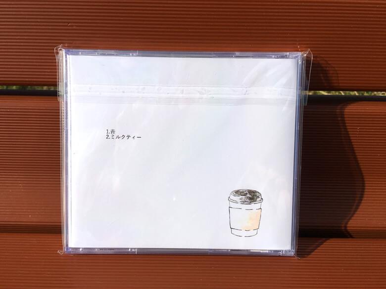 CD『palette』青
