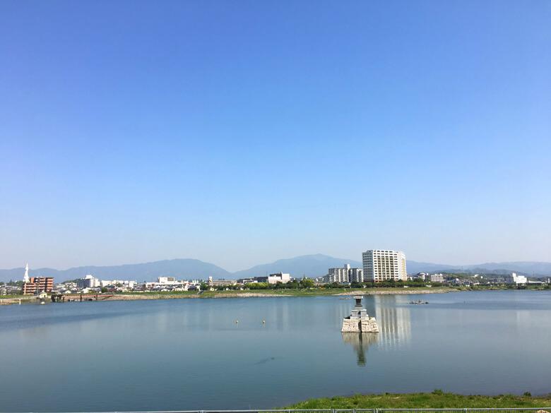 太陽ピカーン☆今日もいい天気♪暑いポンよ〜☆