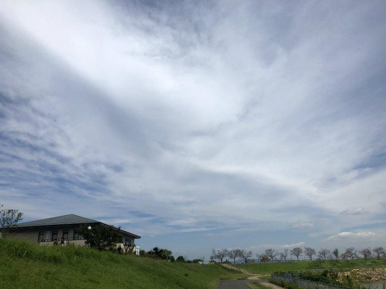 ふわふわ雲がポ~ン☆