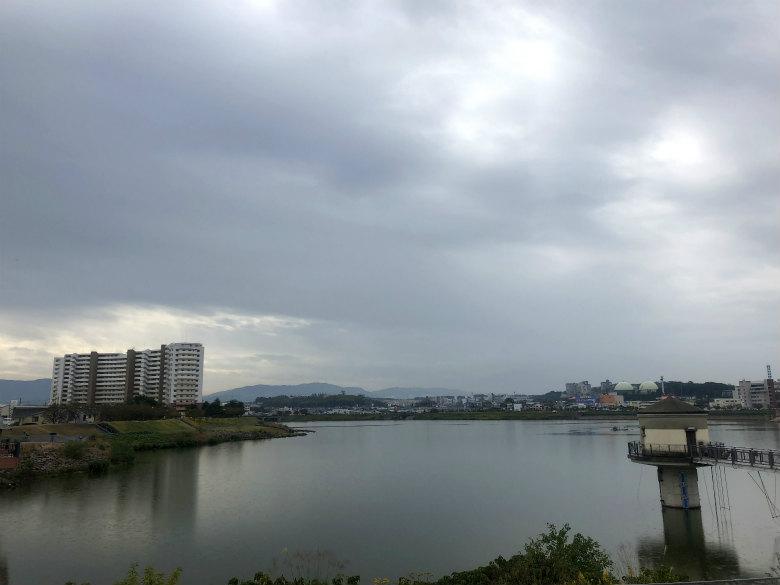 雨ふってるポン☆