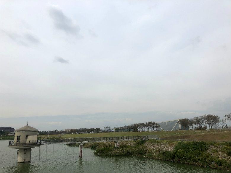 空、真っ白だポンよ〜☆