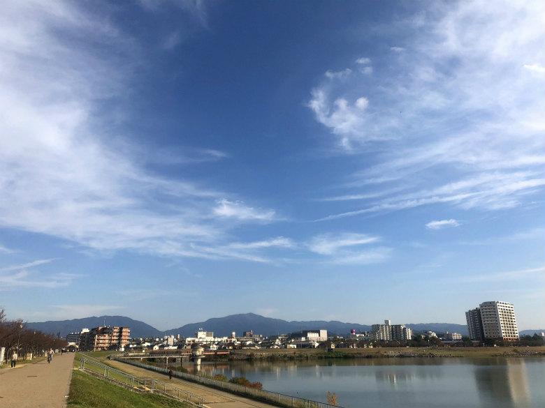 ふわふわ雲がポン☆