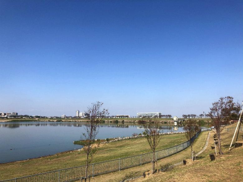 青い空☆いい天気だポーン☆